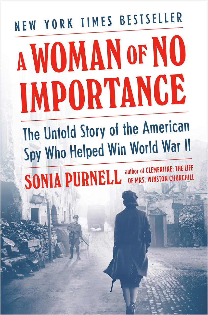 A Woman of No Importance book cover